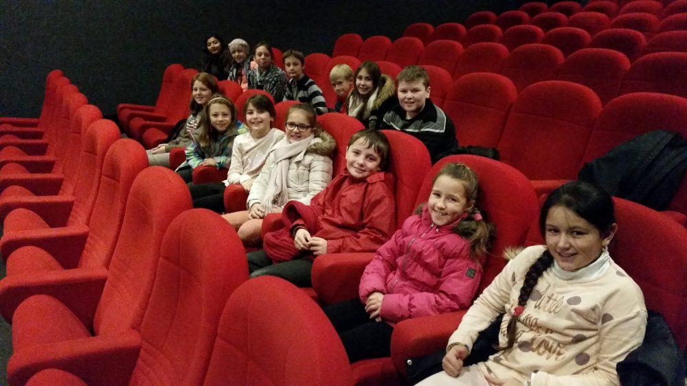Les CM au cinéma